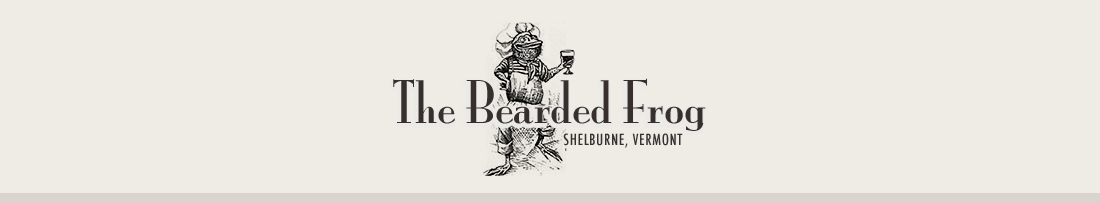 The Bearded Frog - Homepage